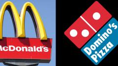 McDonald's, Domino's Pizza introduce contactless delivery
