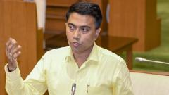 Goa: Chief Minister Pramod Sawant tests positive for COVID-19