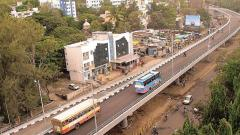 Maharashtra government approves dismantling of Pune University flyover