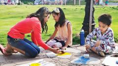 BVLF, PMC create children-friendly space at Salunke Vihar