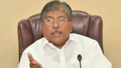 Chandrakant Patil is Pune's new Guardian Minister