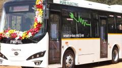 Charging e-buses costs PMPML Rs 9L per month