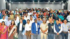 Kashmiri youth exchange prog being held in the city