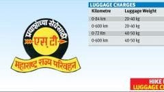 MSRTC to weigh passenger luggage by 'appearance', increases charges
