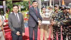 Maharashtra Police Force One wins laurels at contest