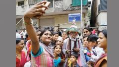 More youngsters join palkhi procession