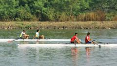Nat' Rowing Cship sees nailbiting races on 2nd day