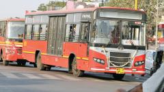700 PMPML buses will be off roads for election work