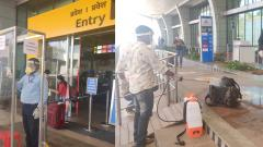 Pune airport resumes domestic flight operations