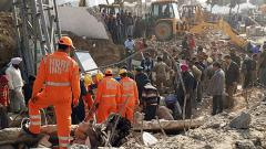 Building collapses in Mohali, several people feared trapped