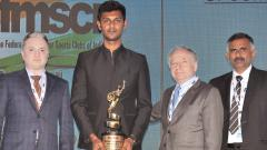 Raghul named 'Upcoming Motorsports Person of Year'