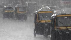 Pune: IMD forecasts heavy rains in city