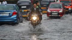 Mumbai rains: Red alert issued in city; extremely heavy rainfall expected in next two days