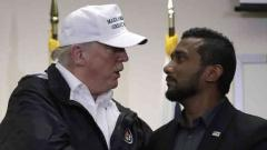 Brother of slain Indian-origin cop supports Prez Trump's plan to bolster border security