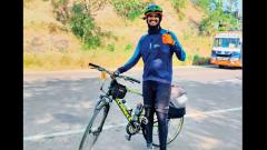 Techie on mission to spread climate change awareness