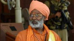 Sakshi Maharaj demands renomination from Unnao seat, warns 'result may not be good' otherwise