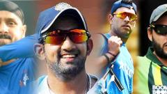 Indian cricketers such as Yuvraj Singh, Harbhajan Singh, Gautam Gambhir slam Shahid Afridi for his comments on Narendra Modi
