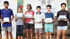 Tej, Shrawani, Adnan, Samruddhi clinch titles