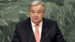 No mediation on Kashmir unless both parties agree: UN chief