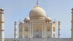 No hope for early opening of Taj Mahal