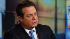 Trump's ex-campaign chief Manafort placed under house arrest