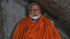 Modi's cave meditation at Kedarnath drawing more pilgrims: Officials