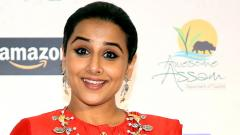 Vidya Balan to play the role of a forest officer in her next film