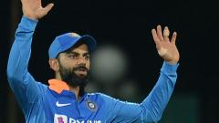 Kohli not pleased with late DRS run-out call