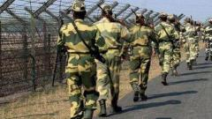BSF jawan killed, 1 injured in firing by Bangladeshi troops along border in West Bengal