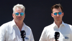 Brett Lee tried desperately to revive Dean Jones