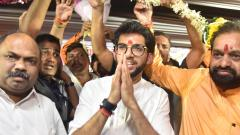 Aaditya Thackeray to make poll debut from Worli