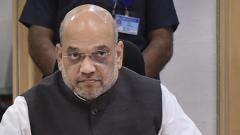 Shah meets CMs of Maoist-hit states, reviews security