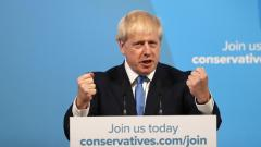 Johnson elected new UK PM; promises to 'energise the country and get Brexit done'
