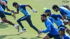Team India trainers constantly monitoring Virat Kohli and others' fitness on AMS