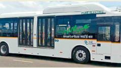 PMPML adds ten more electric buses to its fleet