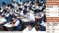MAHARASHTRA SCHOOLS SHINE IN ANNUAL STATUS OF EDUCATION REPORT