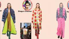 3 emerging designers from FAD Academy showcased their collections at London and Milan Fashion Week