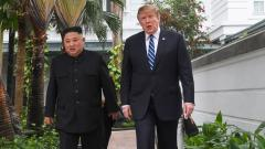 US, N Korea in talks to set up 3rd Trump-Kim summit