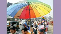 First LGBT pride march held in Pimpri-Chinchwad