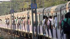 Railways has decided to implement mega block on the route from Thursday