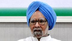 Govt withdraws Manmohan Singh's SPG cover