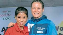 Mary Kom leads India's best to take on the world's best