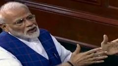 Modi asks ministers to be present in Parliament as per roster