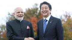 Modi-Abe summit cancelled in view of widespread protests in Guwahati over citizenship law