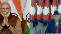 Modi, Oli jointly inaugurate check post at Jogbani-Biratnagar