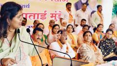 Madhuri Misal Has No Competition In Polls