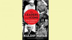 plus4, book review, quick review, On Leaders and Icons, author, Kuldip Nayar, features, Nikhil Bhave