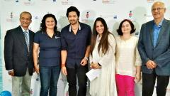 Ali Fazal becomes the face of a heart-warming cause for children