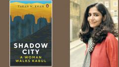 Taran N Khan's Shadow City — A Woman Walks Kabul, an intimate portrait of the city