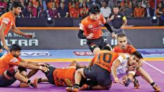 Hosts U Mumba win Maharashtra Derby